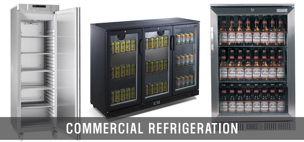 Commercial Refrigeration - Catering Kit