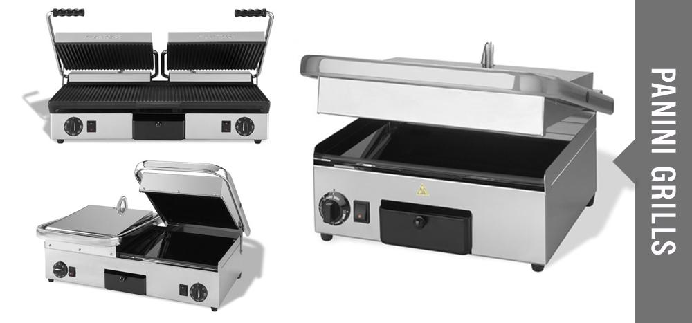 Panini Grills - Catering Kit