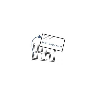 OKI A4 Cards - Media
