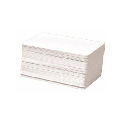 Plastic Cards Blank White