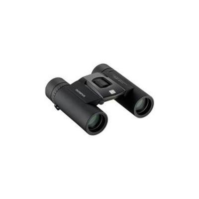 10x25 WP II Black Binoculars