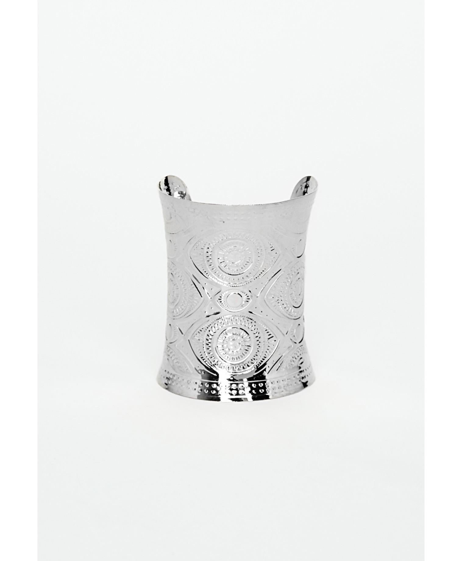 Dottie silver emboss 2