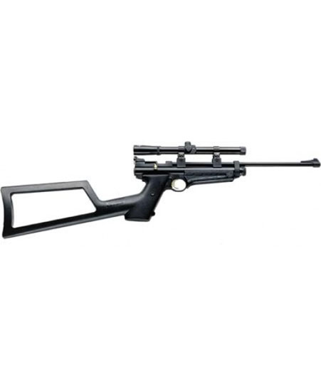 Crosman Ratcatcher Co2 .22 Air Rifle 1