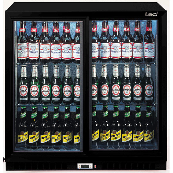 Lec BC9027 LED Undercounter Bottle Cooler