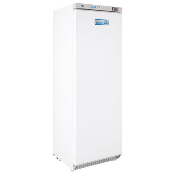 Lec BFS400W Upright Freezer