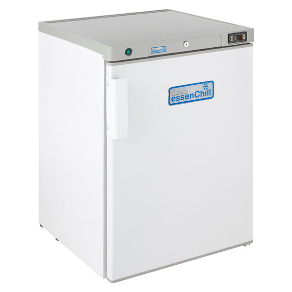 Lec BFS200W Undercounter Freezer
