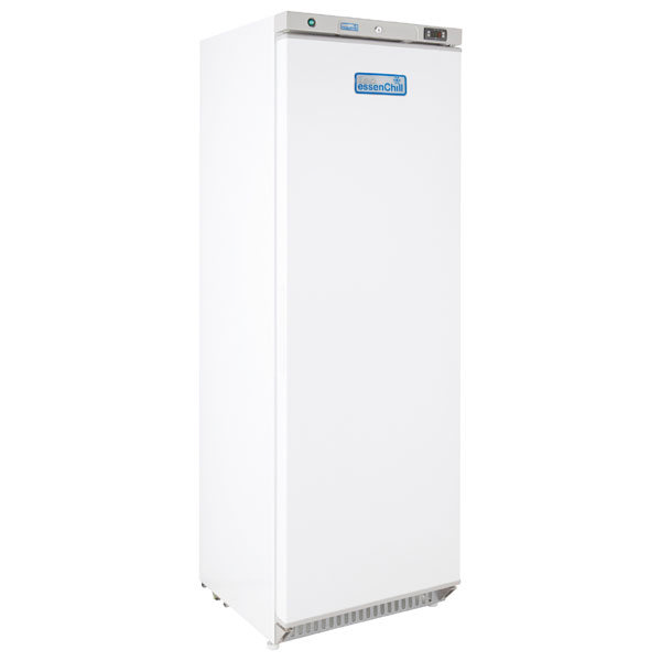 Lec BRS400W Upright Fridge
