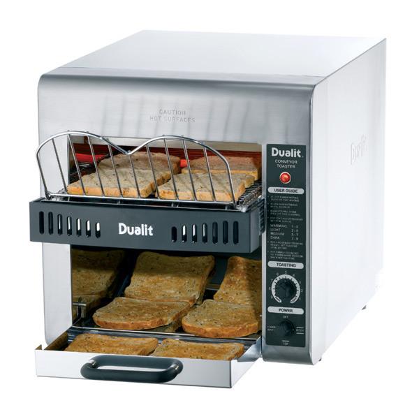 Dualit DCT2 Conveyor Toaster