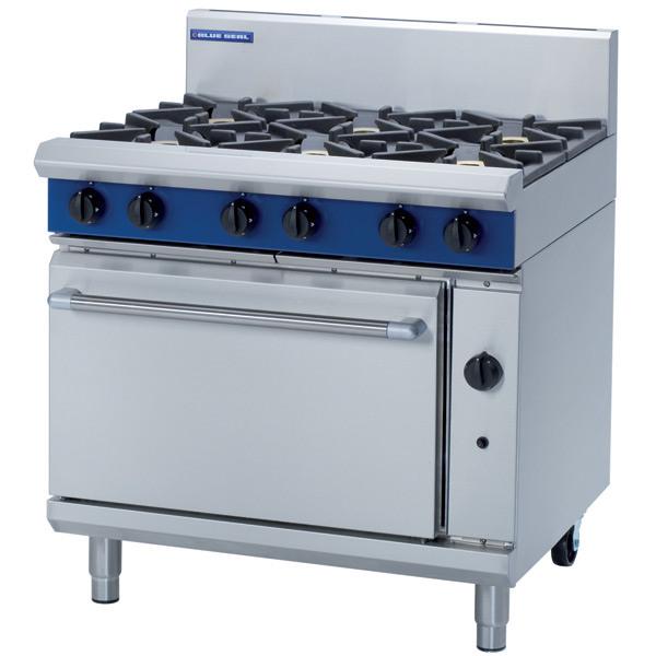 Blue Seal G506D Oven Range