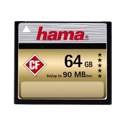 CompactFlash 64GB 90 MB/s