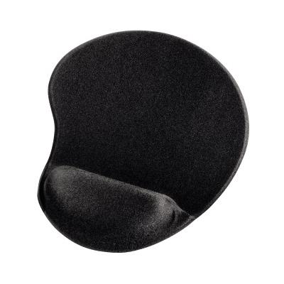 """Ergonomic"" Mouse Pad mini black"
