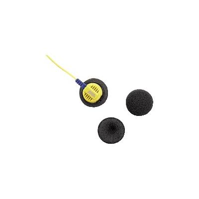 Replacement Ear Pads 6 pieces ø 19 mm bl