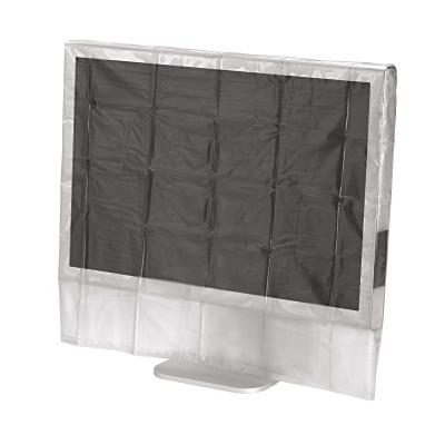 """Monitor Dust Cover 20""""/22"""" transparent"""