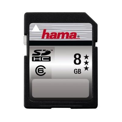 8GB SDHC Card - Class 6