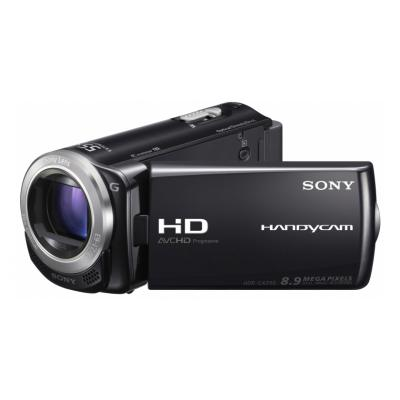 CX250E Full HD Flash Memory camcorder Black