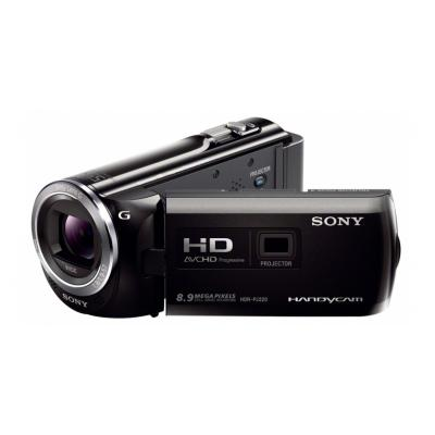 HDR-PJ320E  Flash Memory camcorder