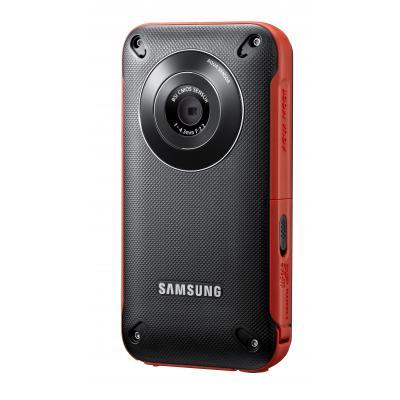 HMX-W300 Red Pocket Camcorder