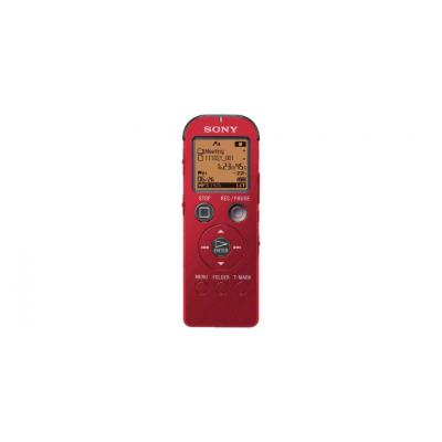 ICD-UX522 Red Digital voice recorder