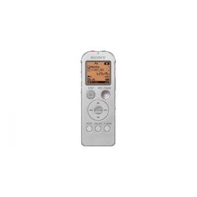 ICD-UX522 Silver Digital voice recorder