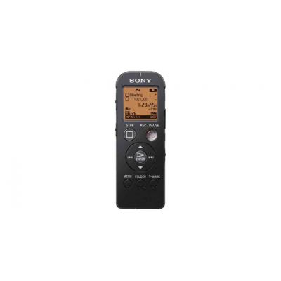 ICD-UX523 Black Digital voice recorder