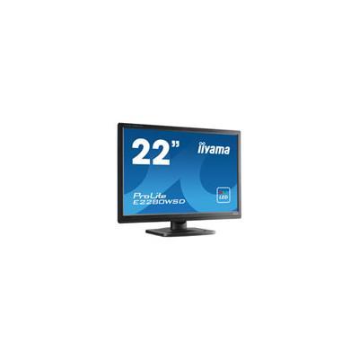 22'' E2280WSD-B1 LED/TFT Monitor