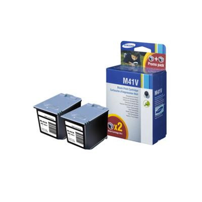 Black Ink Cartridge - Twin Pack