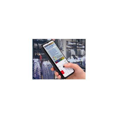 IT-300 - WinMob6.5.3 Laser Scanner 802.11b/g BT