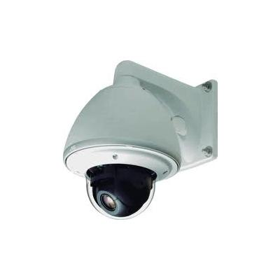 Outdoor PTZ network dome camera