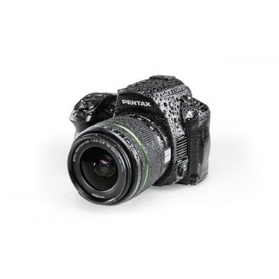 K-30 Black Digital SLR- 18-55mm & 50-200mm WR