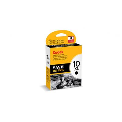 KODAK Black Ink Cartridge - 10XL