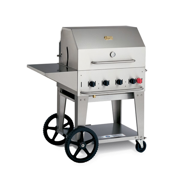 Crown Verity MCB30PACK Professional Barbecue System