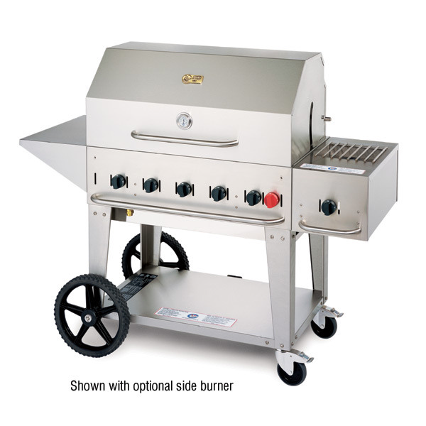 Crown Verity MCB36PACK Professional Barbecue System
