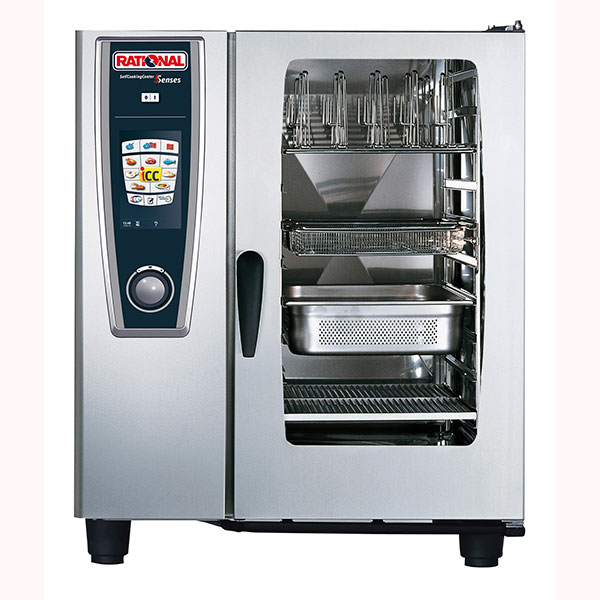 Rational SCC101E Combination Steamer