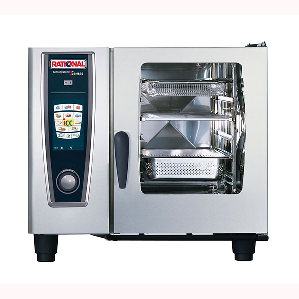 Rational SCC61E Combination Steamer