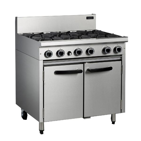 Blue Seal UKCR9D Oven Range