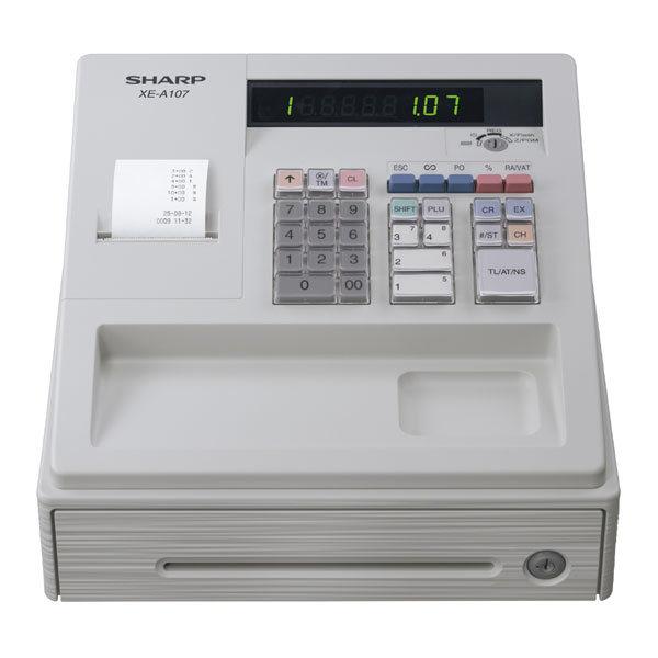 Sharp XEA107 Cash Register